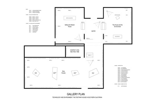 Calisphere Exhibition Floor Plan Technology and Environment The – How To Get A Floor Plan
