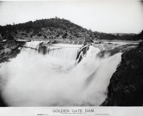 Golden Gate Dam