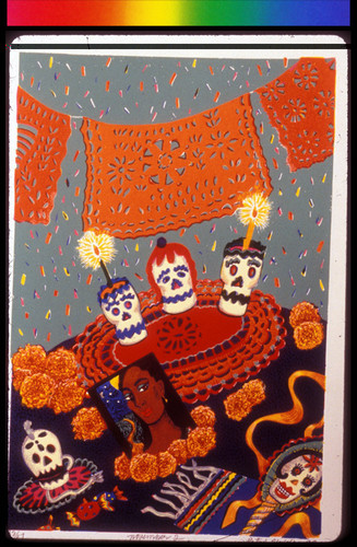 Untitled (Day of the Dead)