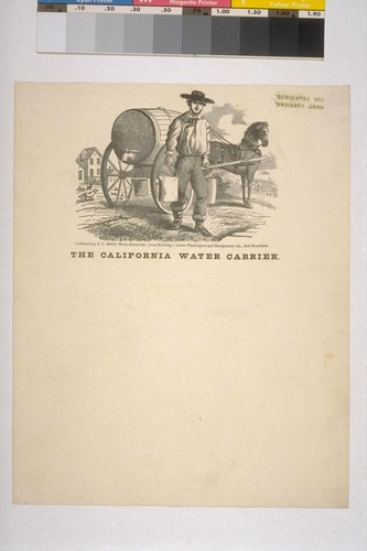 The California Water Carrier