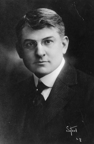 Everett Robbins Perry, City Librarian 1911-1933