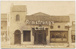 [Armstrong's Cafe, Hollywood Blvd. at Whitley Ave. Hollywood Calif.]