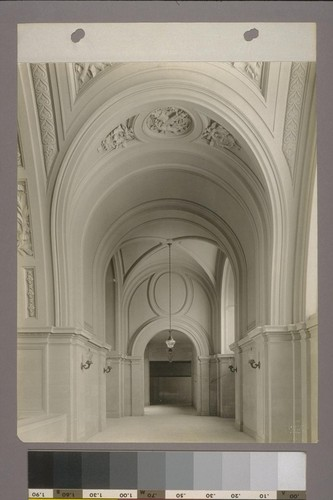 [Gallery, with arches.]