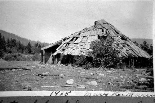 Genessee/Coopertown Round House--1918