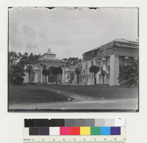 [Museum, Golden Gate Park.]