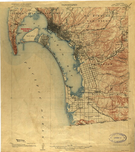 Calisphere: Department of the Interior, U.S, Geological ...