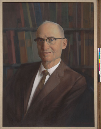 [George P. Hammond : Director of the Bancroft Library, 1946-1965]