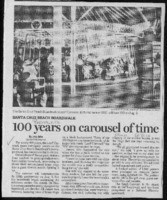100 years on carousel of time