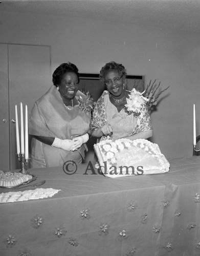 Outstanding Birthday Cake Los Angeles 1965 Calisphere Funny Birthday Cards Online Elaedamsfinfo