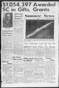 Summer News, Vol. 6, No. 6, July 13, 1951