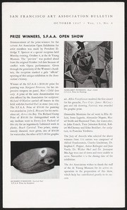 SF Art Association Bulletin - 1947-10