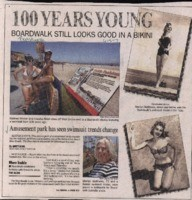 100 Years Young boardwalk Still Looks Good In A Bikini