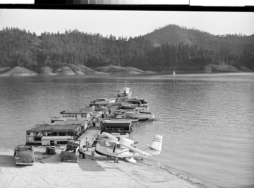 Shasta Lake, Calif
