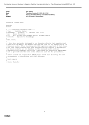 [Email from Stefan Fitz to Mounif Fawaz, Saad Suhali regarding Exports to Mozambique]