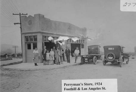 Perryman's Store