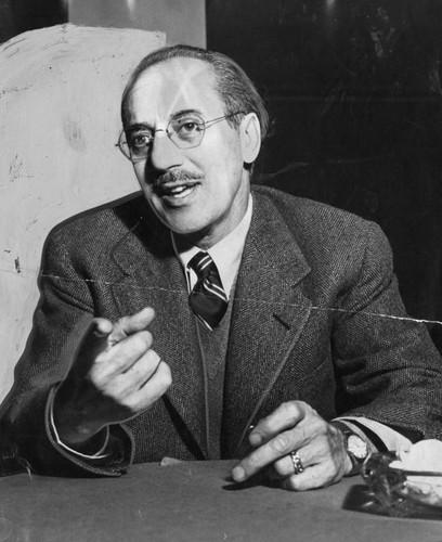 Calisphere Groucho Marx Seeks Divorce