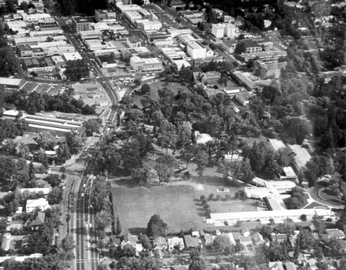 Aerial Photo of Chico