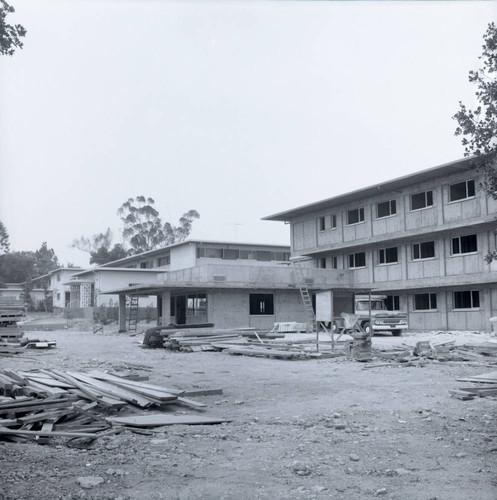 Calisphere: Benson Hall, Claremont McKenna College