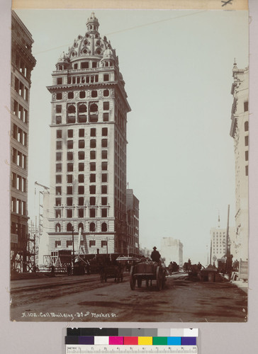 Call Building, 3rd [Third] and Market St. [No. A.102.]