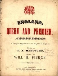 England, Queen and Premier
