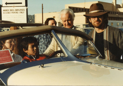Calisphere: Jonathan Ke Quan, Micky Moore, and Steven
