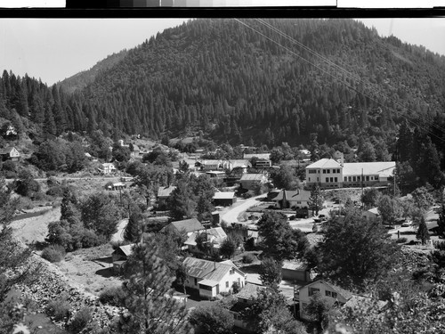 Downieville, Calif