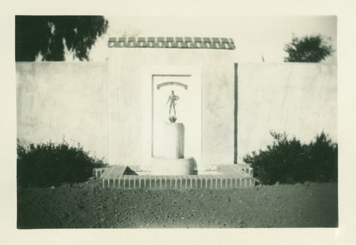 Theodore Norton Memorial Fountain, Pomona College