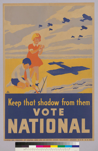 Keep that shadow from them: Vote National