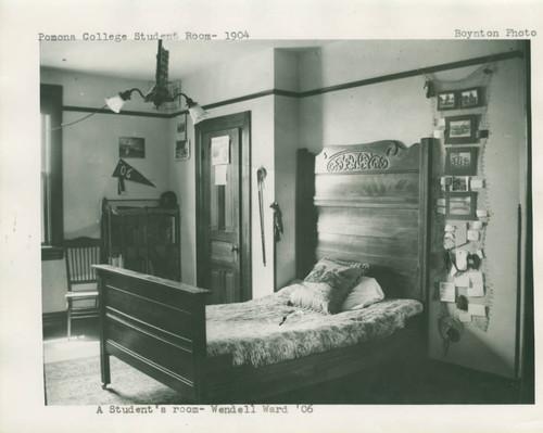 Calisphere Dorm Room Pomona College