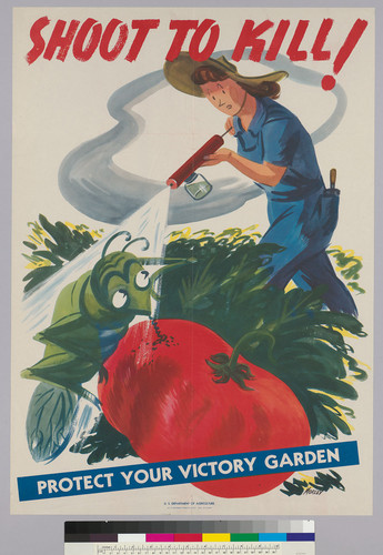protect your victory garden - The Victory Garden
