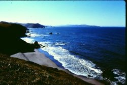 Pacific Ocean near Bodega Bay, 1991