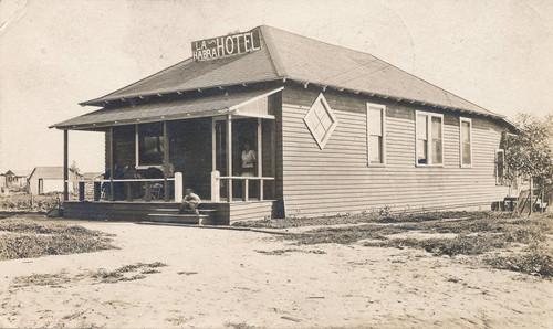 La Habra Hotel 1915