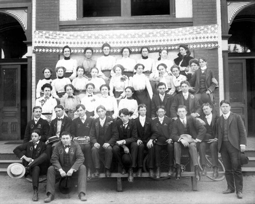 Oroville High class of 1901