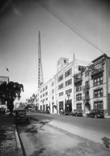 Image result for kfi radio in los angeles 1922