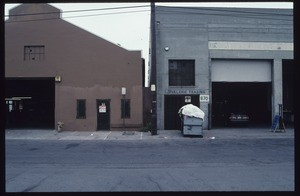 Industrial buildings along East 59th Street between Avalon Boulevard and South Cenral Avenue, Los Angeles, 2003