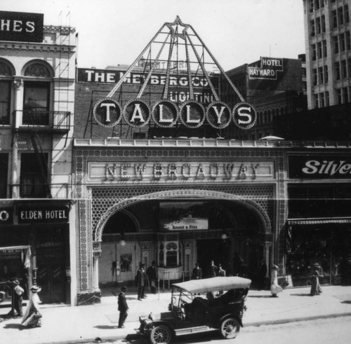 Tally's New Broadway Theatre