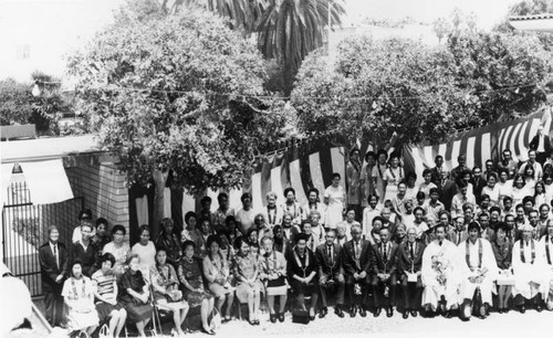 Japanese American congregation, part 1