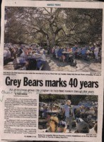Grey Bears marks 40 years