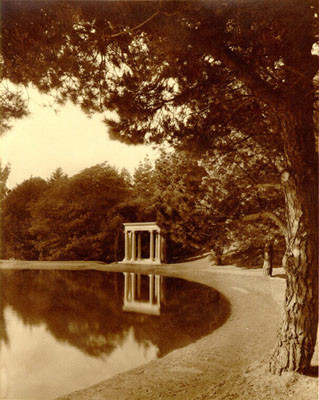 [Portals of the Past monument in Golden Gate Park]