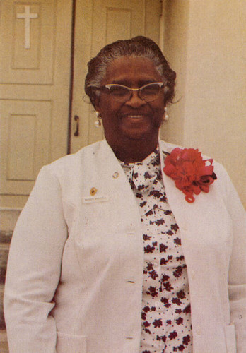 Rosa L. Broadous of Calvary Baptist Church of Pacoima