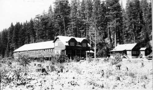 U.S. Trout Hatchery