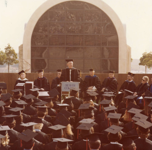 Seaver College Commencement
