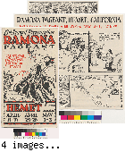 Ramona pageant 13th annual presentation brochure