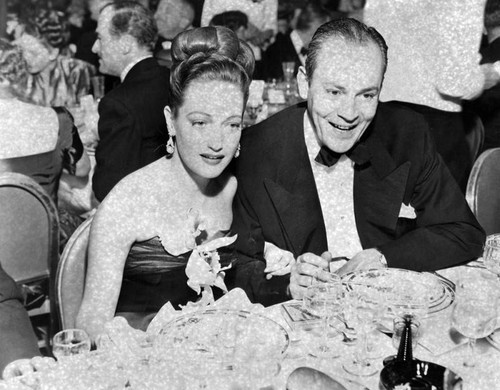 Dorothy Lamour and William Howard III