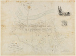 Map of Coloma, Eldorado Co., California
