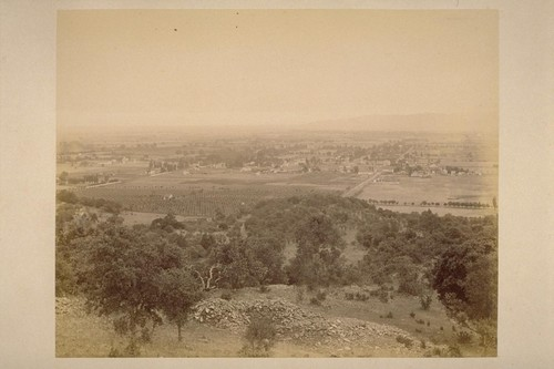 [View of Sonoma?]