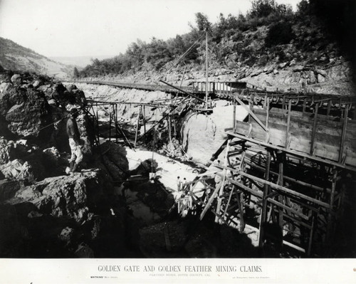 Golden Gate and Golden River Mines