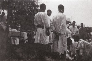 Baptism in Cameroon