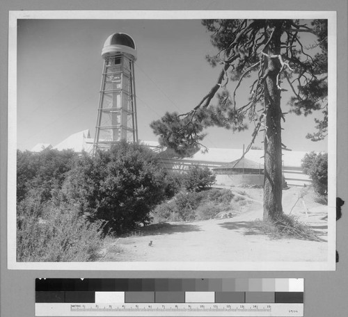 60-foot tower telescope, Mount Wilson Observatory