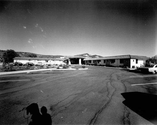 London House Convalescent Hospital, Santa Rosa, California, 1969